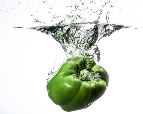green pepper ii 8x10 print