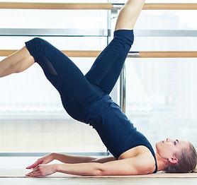 Beckenboden-Special Pilates