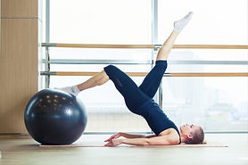 Cours de Pilates Croix Rousse