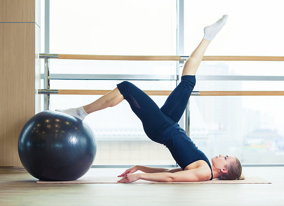 75-Minute Private Pilates Mat Session