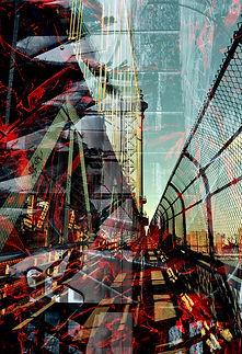 ON MANHATTAN BRIDGE
