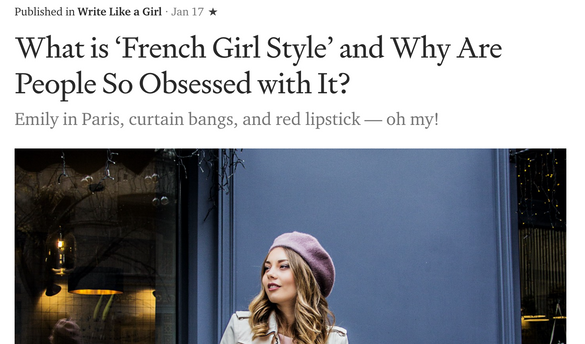 What is 'French Girl Style' and Why Are People So Obsessed with It?