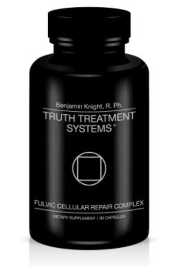 Truth Fulvic Cellular Repair Complex (90 Capsules)