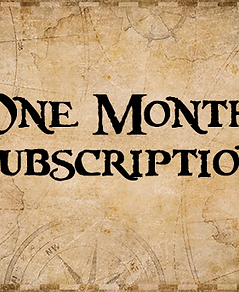 'Cannon Shot' - 1 Month Subscription (unlimited)