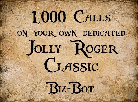 Biz-Bot - Jolly Roger Classic