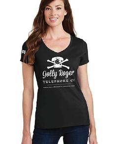 Jolly Roger T-Shirt - Women's