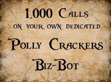 Biz-Bot - Polly Crackers