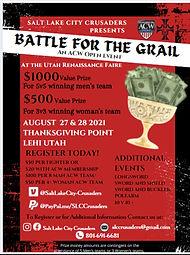 Battle for the Grail SLC