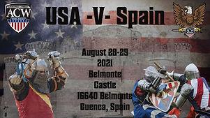 Belmonte USA VS Spain