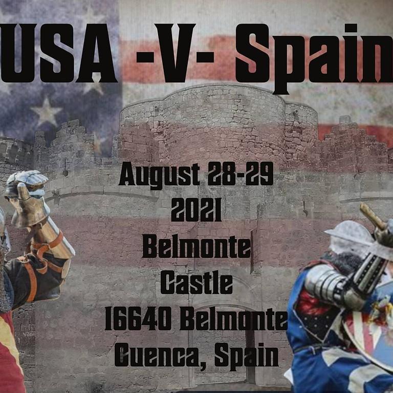 ACW Team USA VS Spain