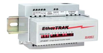 Sixnet EtherTrak