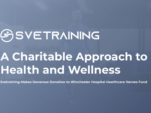 A Charitable Approach to Health and Wellness