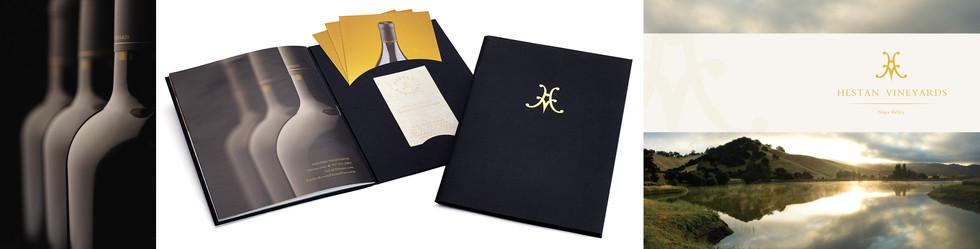 Hestan Vineyards Brochure