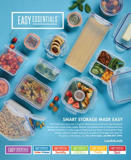 LocknLock Easy Essentials