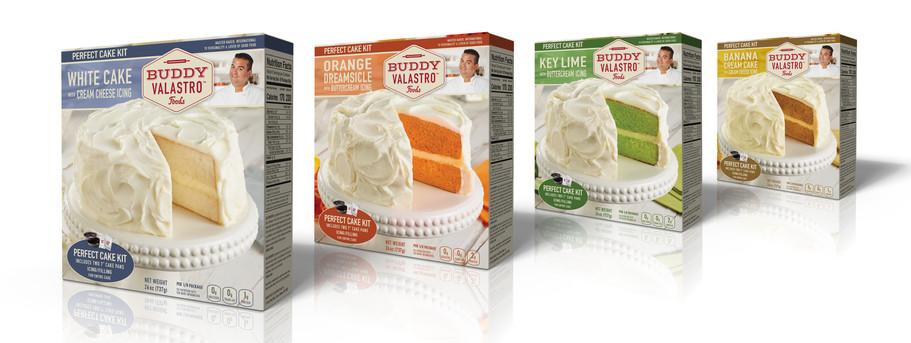 Buddy Valastro Cake Mixes