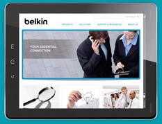 Belkin Website
