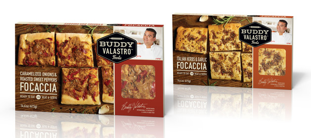 Buddy Valastro foccacia packages