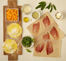 Breaking Bread Raviolli Recipe Ingredients