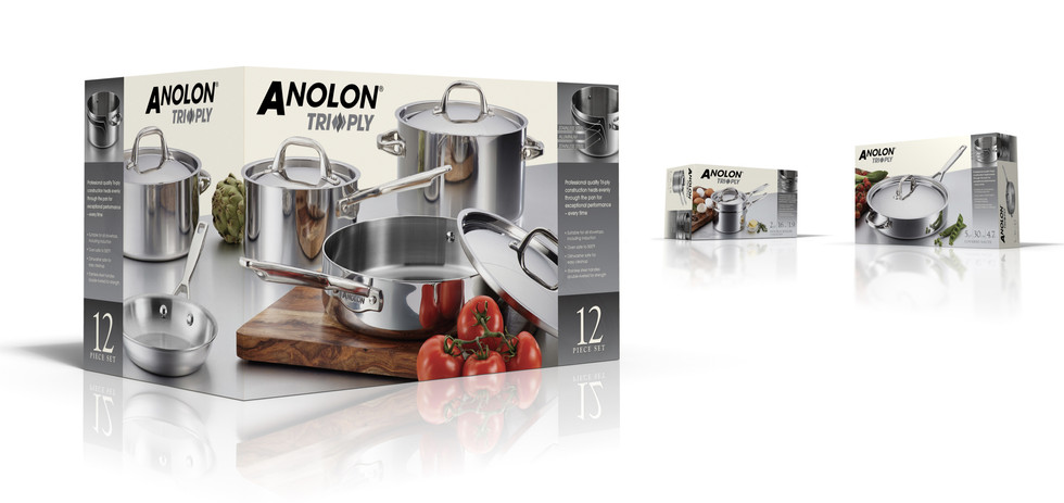 Anolon Triply Packaging