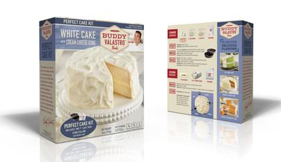 Buddy Valastro Vanilla Cake Box