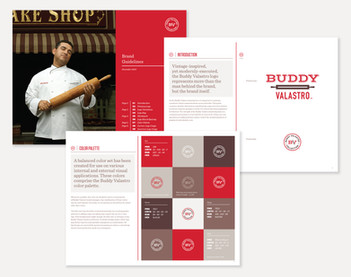 Buddy Valastro Style Guide