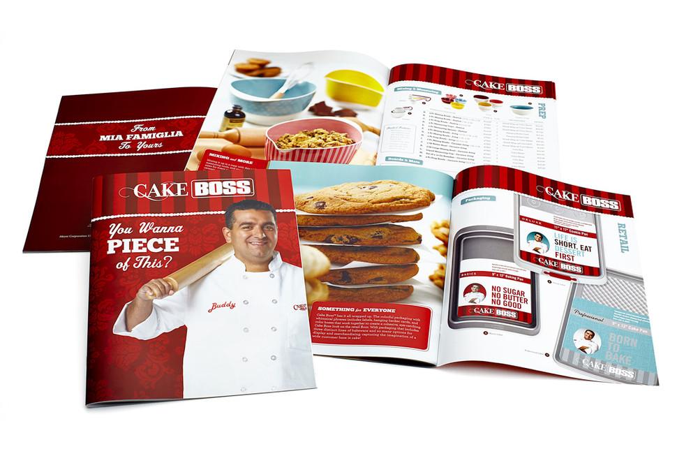 CakeBoss Brochure