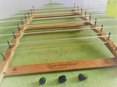 Harpe de Cristal ou mélodie de l'âme