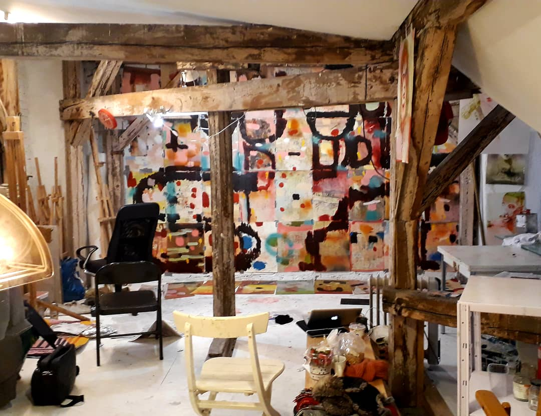 Studio / Atelier Burnt Sienna