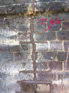 Chimney crack repair