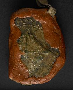 Briton's fist armorial seal 1190