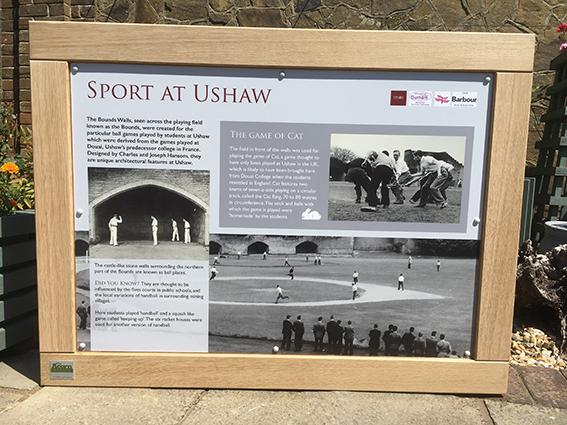 Sport at Ushaw
