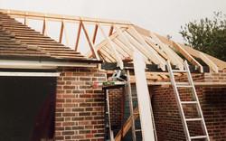 Annex roof