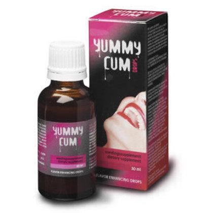 Cobeco Pharma - Yummy Cum Drops - 30 ml
