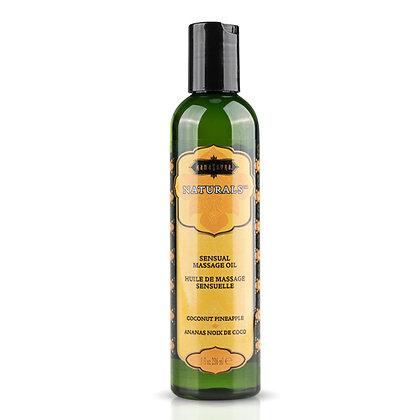 Kama Sutra - Naturals Massage Oil Kokosnuss - 236 ml