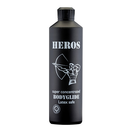 Asha International - Heros Siliconen Gleitgel - 500 ml