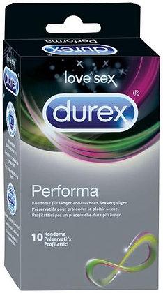 Durex - Performa Kondome - 10 Kondome