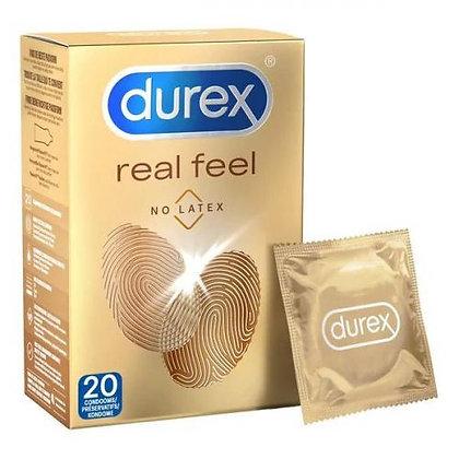 Durex - Gefühlsechte Kondome - 20 Kondome