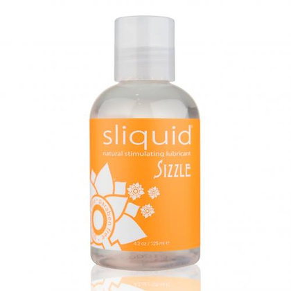 Sliquid - Vegan Stimulierendes Gleitgel - 125 ml