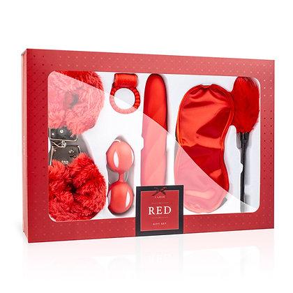 LoveBoxxx - I Love Red Liebespaar-Box