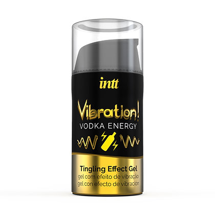 intt - Vibration! Vodka Energy Tingling Gel