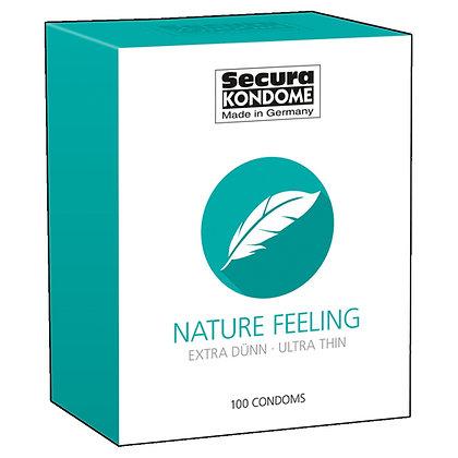 Secura Kondome - Nature Feeling - 100 Kondome