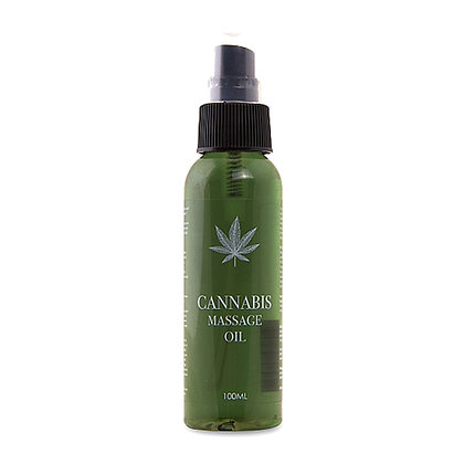 Pharmquests - Cannabis Massage Öl - 100 ml