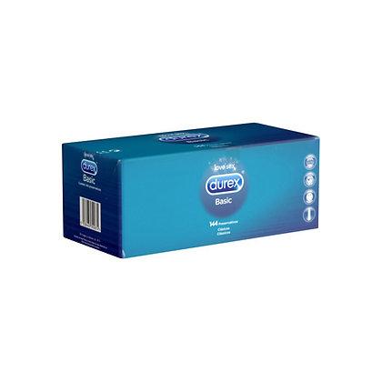 Durex - Natural (Basic) Kondome - 144 Kondome
