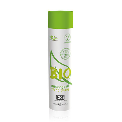 HOT Bio - Massageöl Aloe Vera - 100 ml