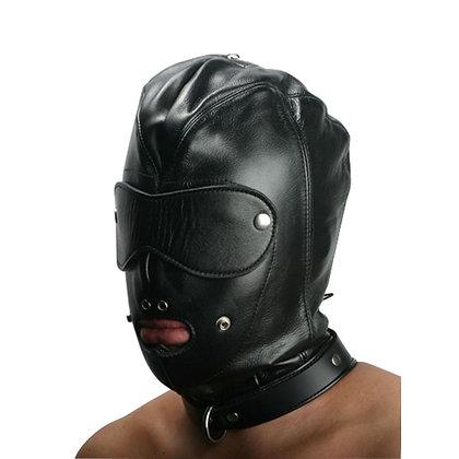 Strict Leather - Verschließbare Kappe aus Leder