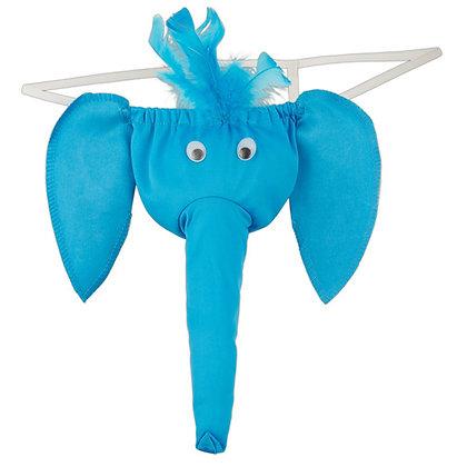 Cottelli Collection - Männer Elefanten String