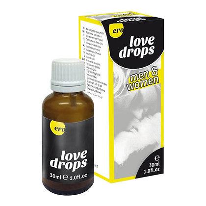 Ero by Hot - Love Drops für Mann und Frau - 30 ml