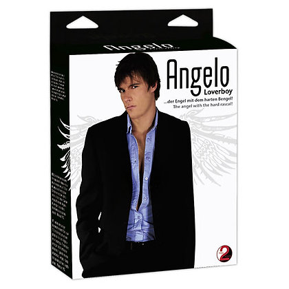 You2Toys - Love Doll - Loverboy Angelo