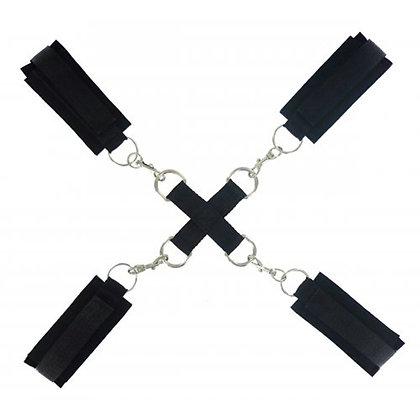 Frisky - Stay Put Cross Tie Fesseln