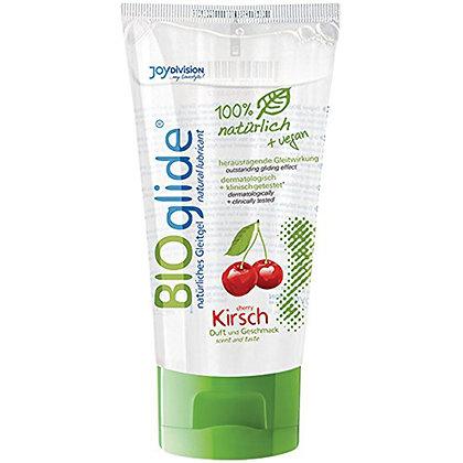Joydivision - BIOglide Kirsch-Gleitmittel - 80 ml